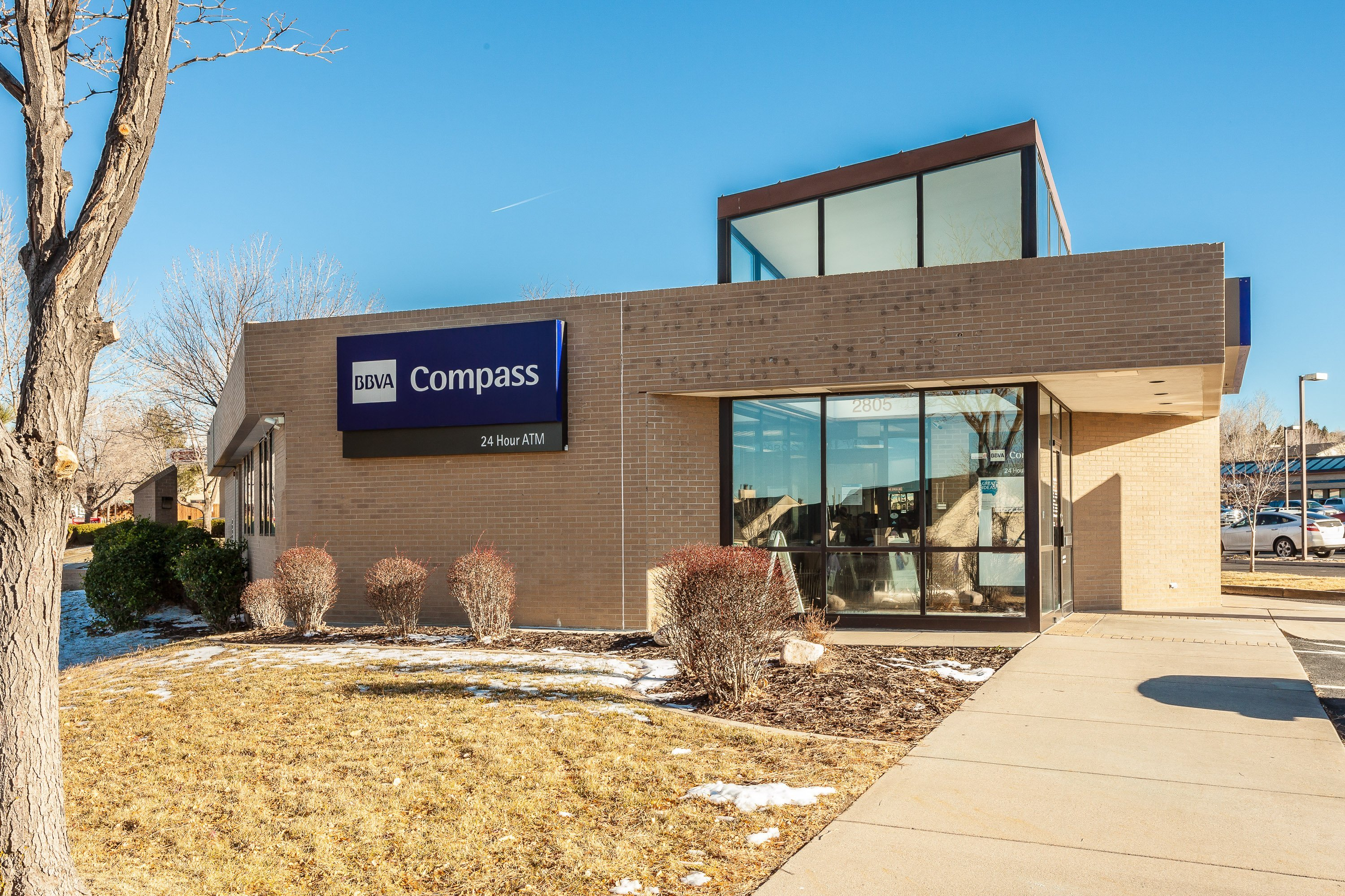 NavPoint Real Estate Group Sells Colorado Springs BBVA Compass Bank Asset within 45 days of going to market