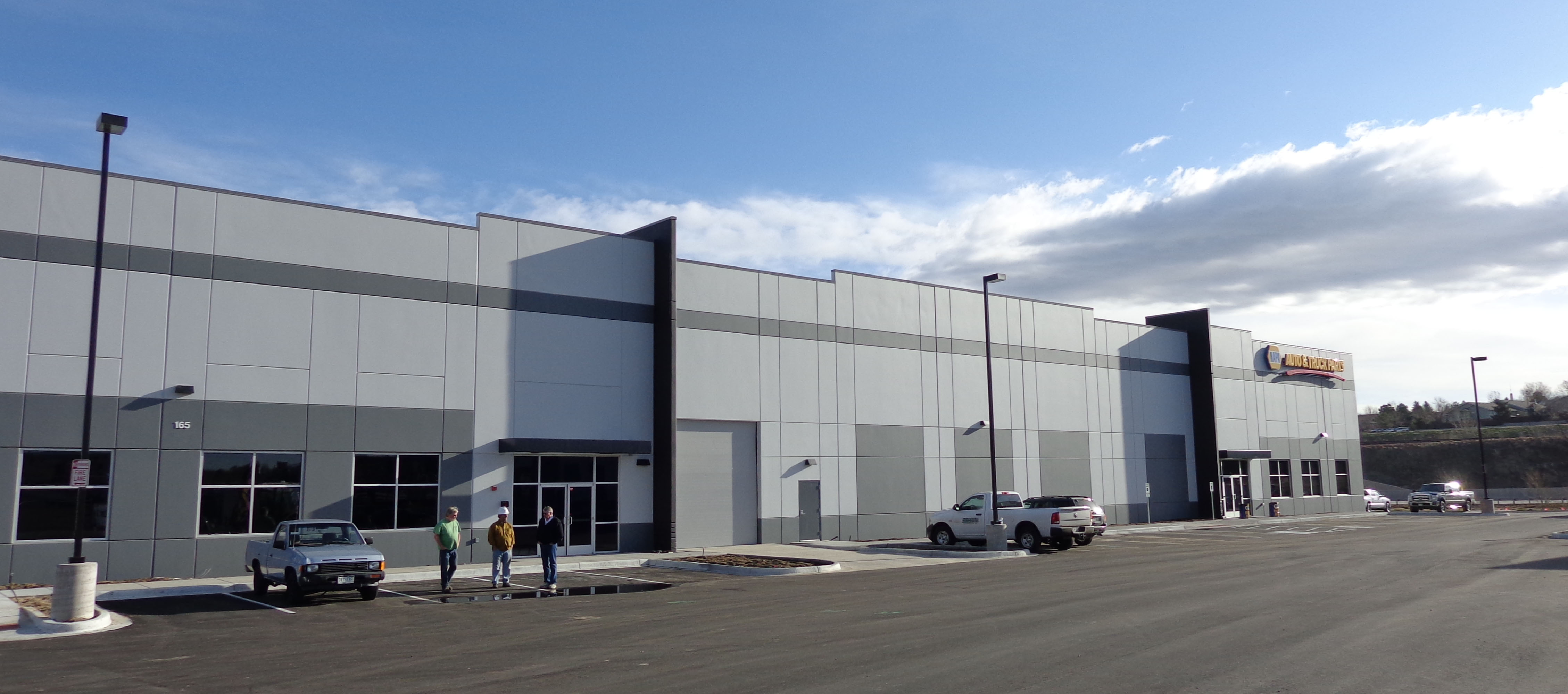 NavPoint Real Estate Group Leases 16,000 SF at Caprice Commerce Center