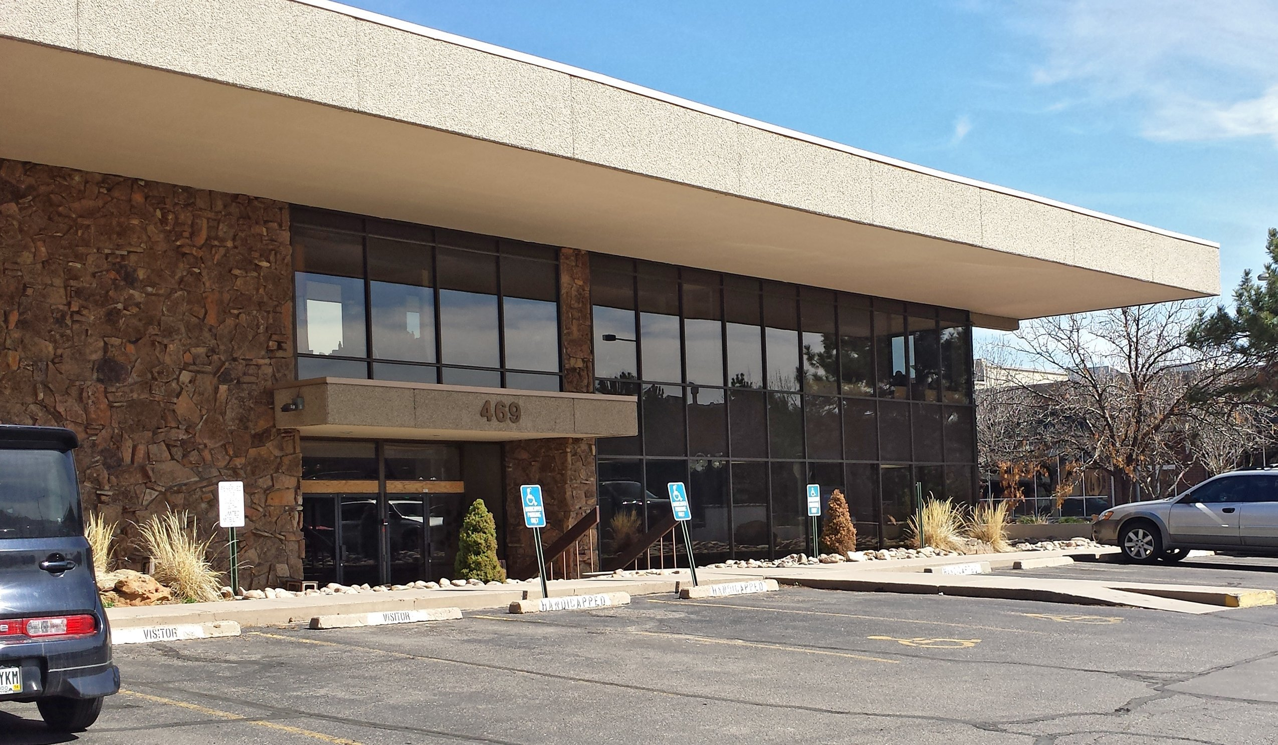 NavPoint Real Estate Group sells 2,450 SF of Office Space at 469 S. Cherry St. #201-203 Denver, CO 80246 for $455,000