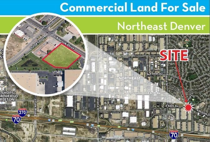NavPoint Real Estate Group sells 39,258 SF Vacant Land in Denver for $113,500