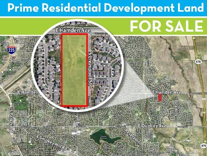 NavPoint Real Estate Group sells 9.18 acres Vacant Land in Aurora for $1,300,000