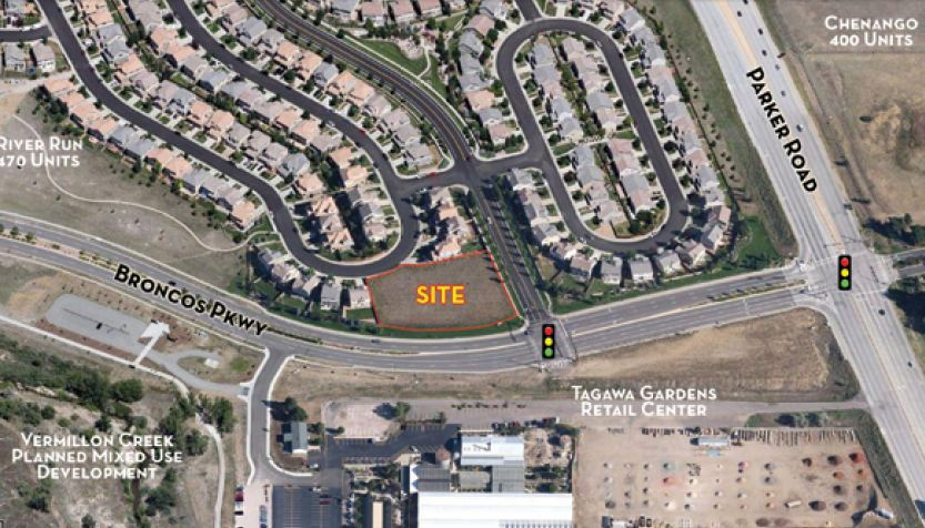 NavPoint Real Estate Group Sells 1.147 acres of land in Centennial for $285,000