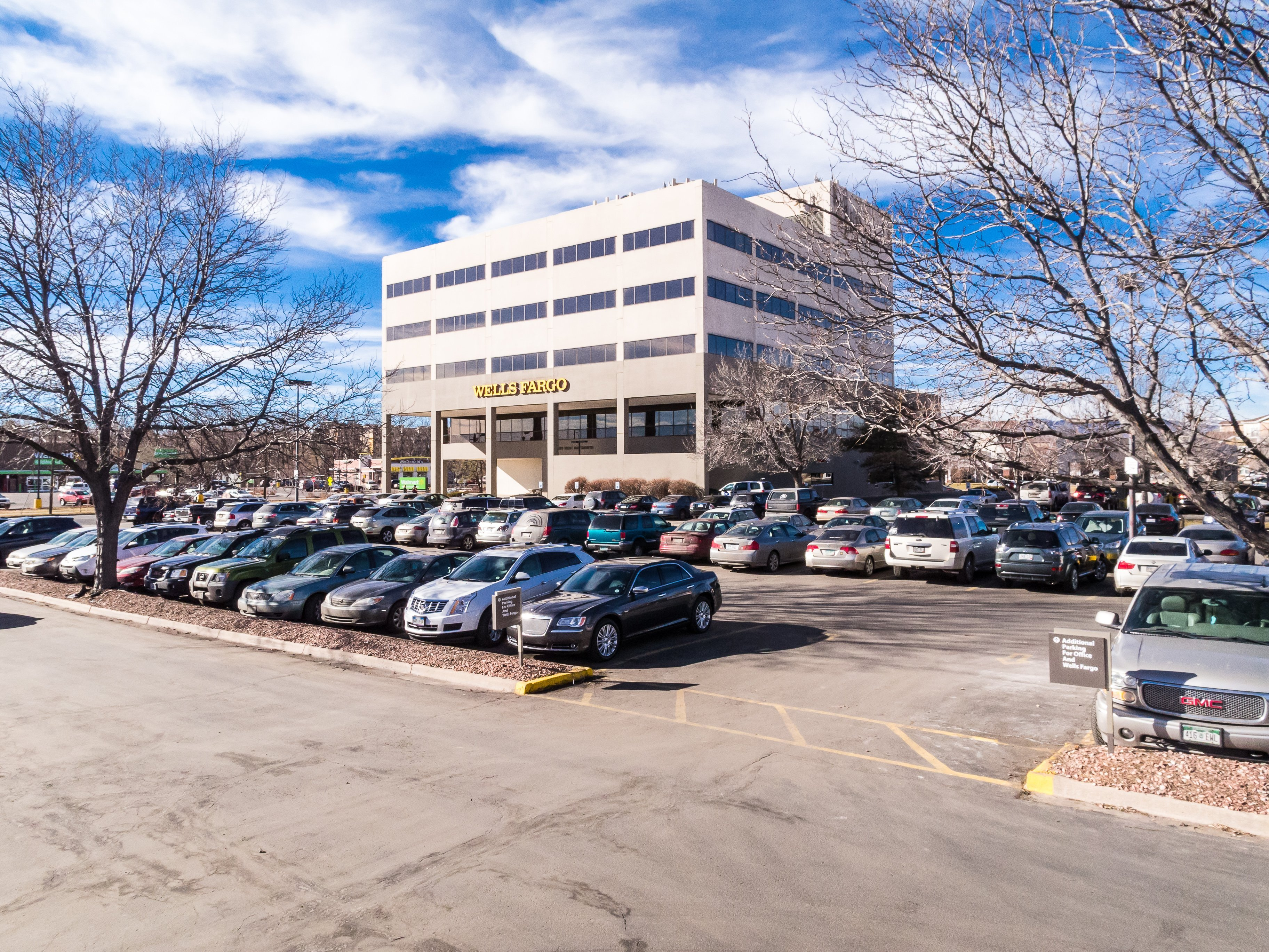 NavPoint Real Estate Group's sells 77,339 SF Office/Retail Building in Denver for $9,500,000