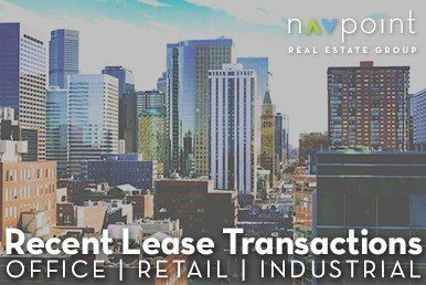 NavPoint recent Colorado commercial real estate transactions